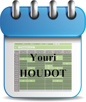 Prendre Rendez-vous avec Youri Houdot